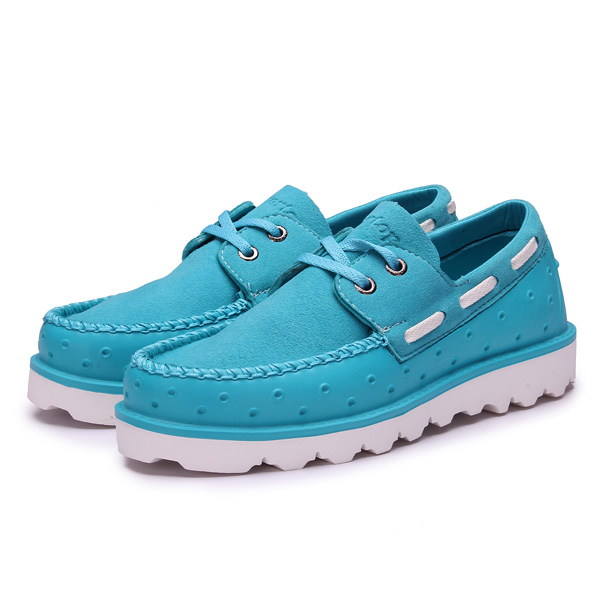 Gertop Platform Lace Up Athletic Shoes