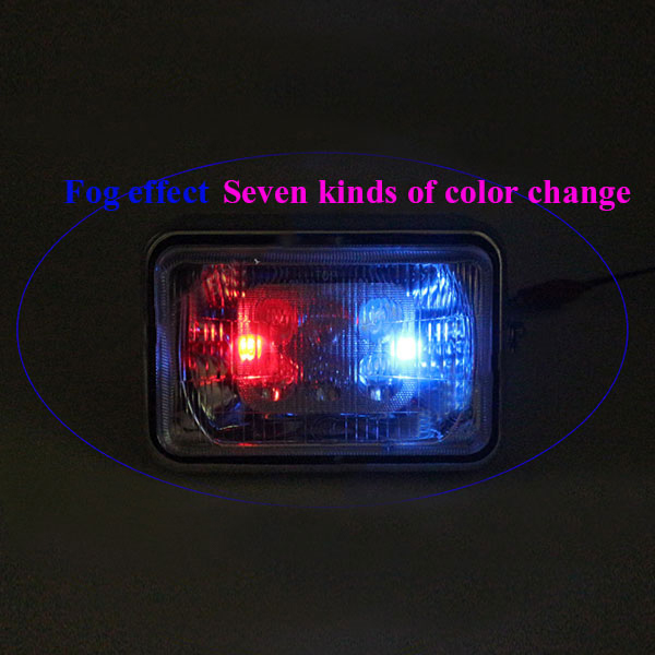 12-90V Electric Cars Motorcycles Led Headlights