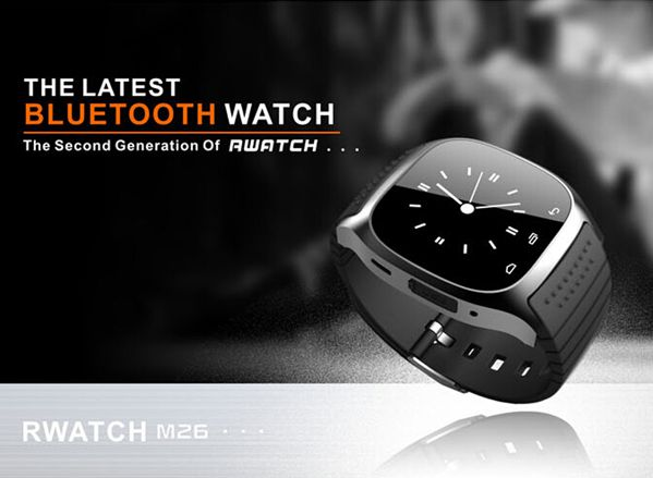 R-Watch Bluetooth M26 SMS Anti Lost 1.4