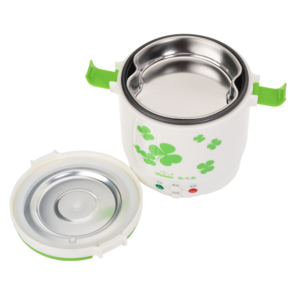 DC 12V Car Mini Portable Rice Cookers / Electric Cooker