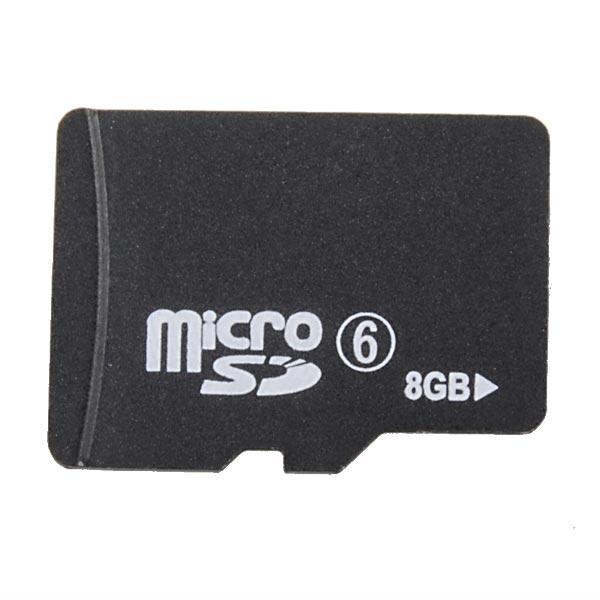 Micro 8G SDHC Class 6 Card Memory Card TF Card Flash Memory Card