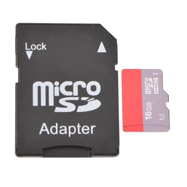 16G Class 10 SDHC TF Card Bicolor Micro SD Card For Apple Accessories
