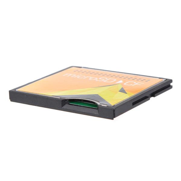 MicroSD to CF Micro Compact Flash CF Memory Card Adapter