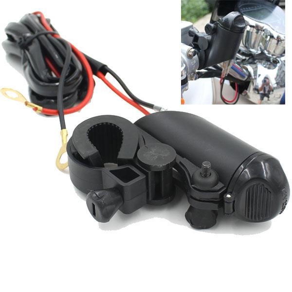 Motorcycle 12V Waterproof Cigarette Lighter Plug