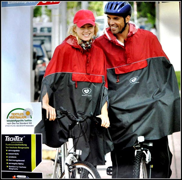 NEPARTAK Cycling Camping Travel Rain Coat Waterproof Rainwear Raincoat