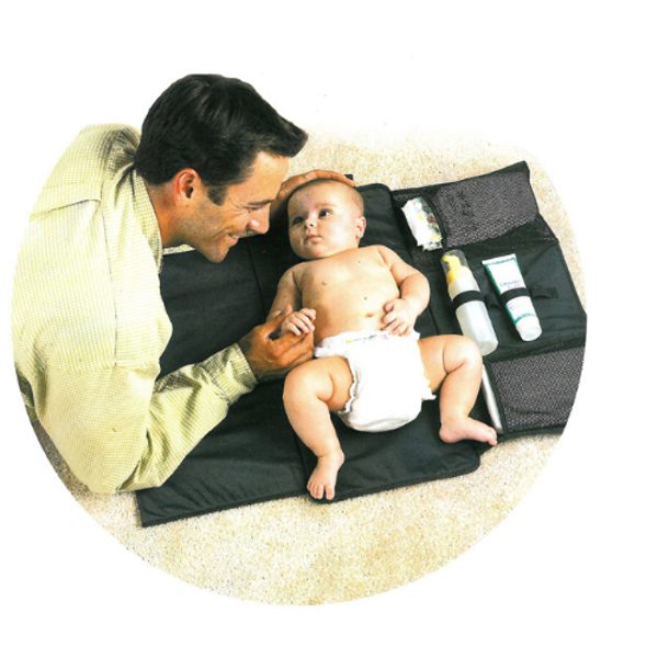 Baby Toddler Diaper Pad Portable Waterproof Urine Mat
