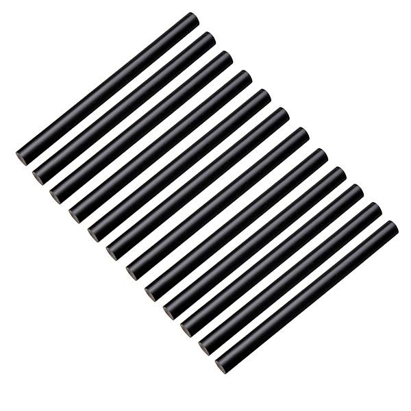 12PCS Hot Melt Glue Stick For Glue Gun Hair Extension Tool