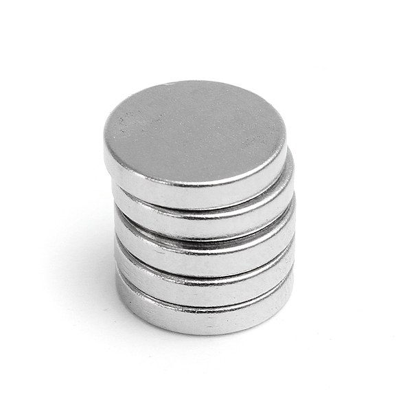 5Pcs N52 Strong Neodymium Disc Magnets 10mm Dia x 2mm