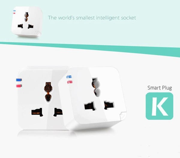 Kankun Smart Wifi Remote Control Plug Socket For Iphone Android App