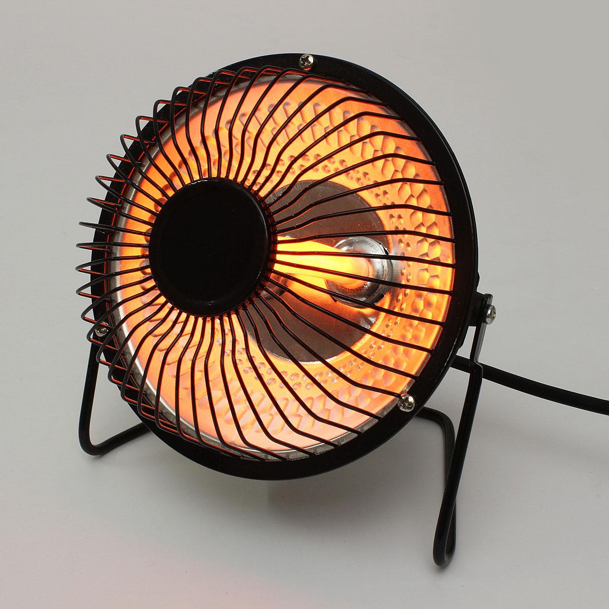 Mini 250W Electric Heater Desktop Heater Winter Hand Warmer