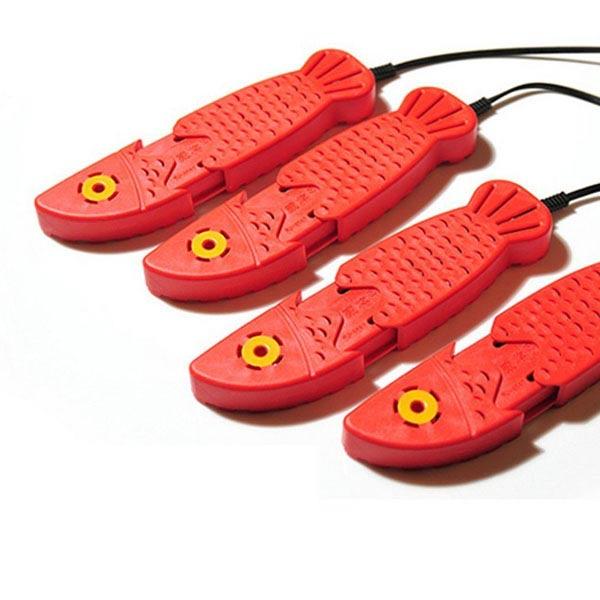 Adjustable Sterilizing Shoes Dryer Shoes Warmer Fashion Fish Shape