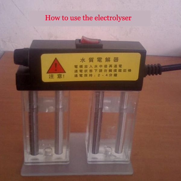220V Water Electrolyzer Heavy Metal Tester Water Filter Instrument