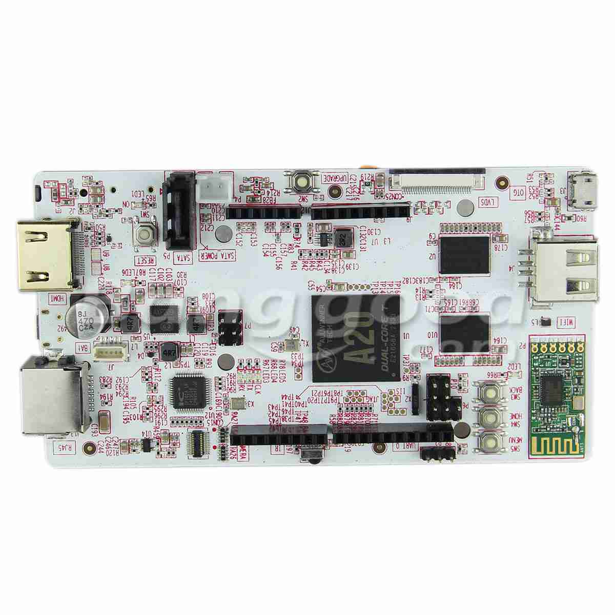 PCDuino V3 1GHz Dual Core Cortex-A7 Development Board For Arduino PC