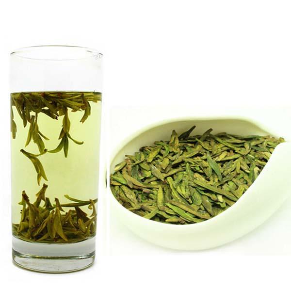 50g Longjing Green Tea Chinese Organic Dragon Well Tea