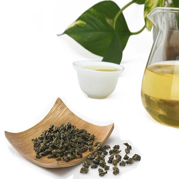 50g Taiwan Milk Tea Chinese Organic Silk Oolong Tea