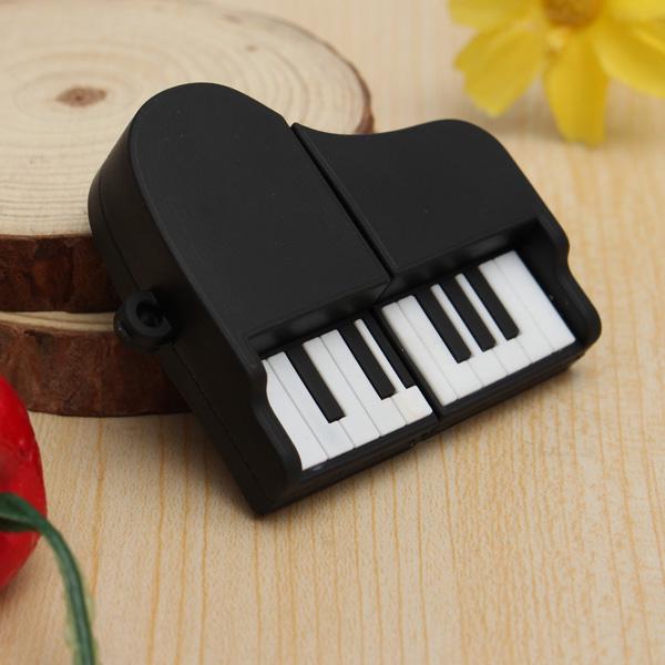 16GB Mini Piano Model USB 2.0 Flash Drive Memory Stick Thumb U Disk