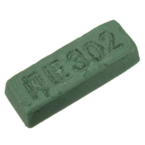 Green Abrasive Polishing Paste Compound Metal Brass Grinding Paste