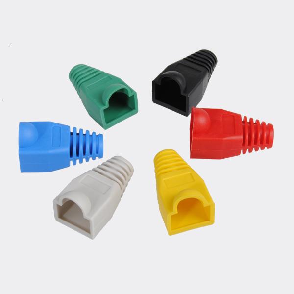 30pcs Ethernet CAT5 CAT6 RJ45 Strain Adapter Plug Cover Boot