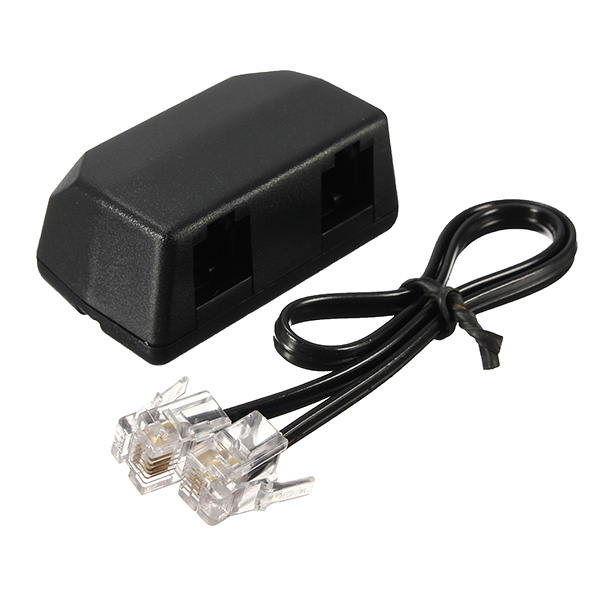 3.5mm Dictaphone Telephone Recording Adapter for Voice Recorder