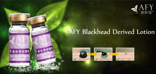 AFY Blackhead Derived Lotion Black Head Removal Anti-Ance