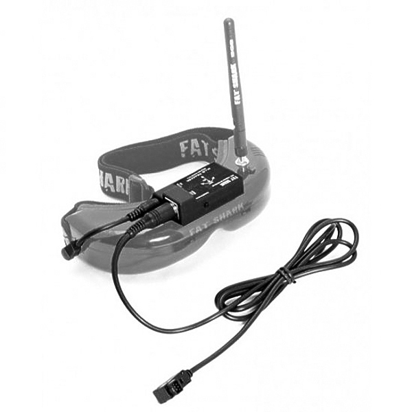 Fatshark M.I.G. External Head Tracker Stand Alone Version Upgraded