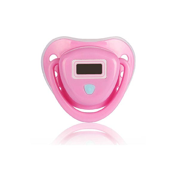 1 Pcs Baby LCD Digital Temperature Infant Nipple Thermometer