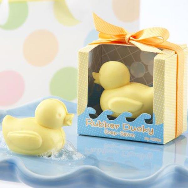 Duck Organic Cute Scented Bath Soap Body Care Creative Gifts