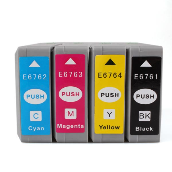 Compatible Ink Cartridges for Epson Workforce Pro WP-4020/4530/4540