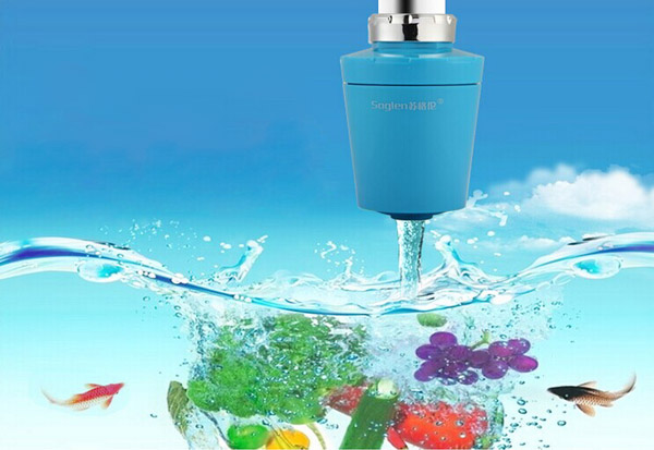 Home Kitchen Tap Water Purifier Activated Carbon Water Filter