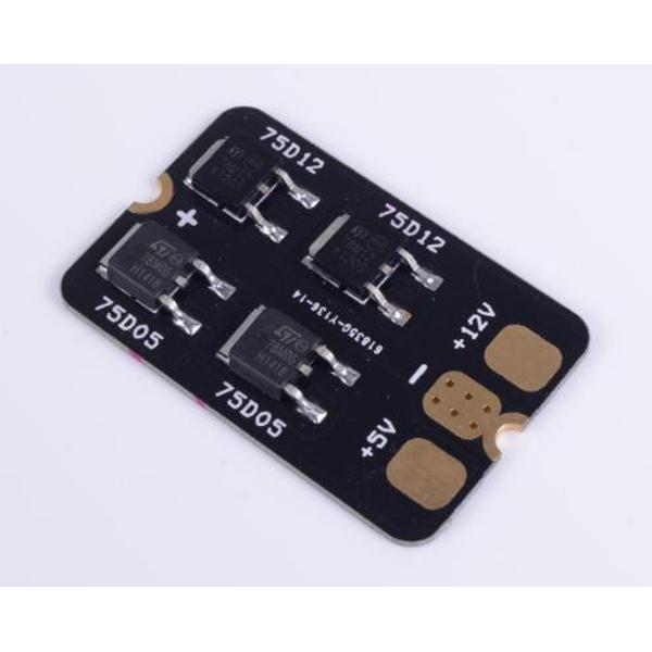 Diatone Power Modules Provide About 1.5A 5V & 12V Output