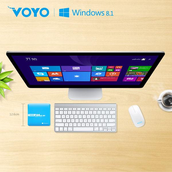 VOYO Smart Mini PC Intel Bay Trail-T CR Z3735 Windows 8.1 Quad Core