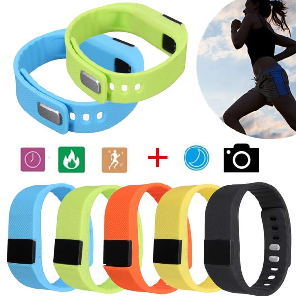 OLED Bluetooth Smart Bracelet Sport healthy Wrist Watch