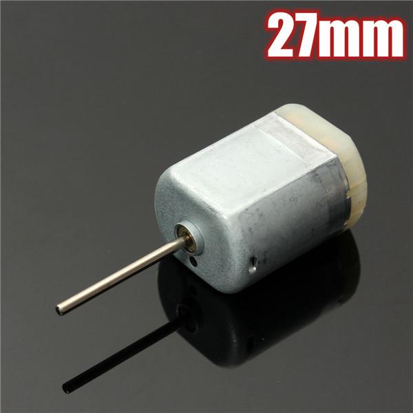 11800RPM 27mm D Flat Shaft Auto Car Door Lock Mirror FC280PC/FC-280