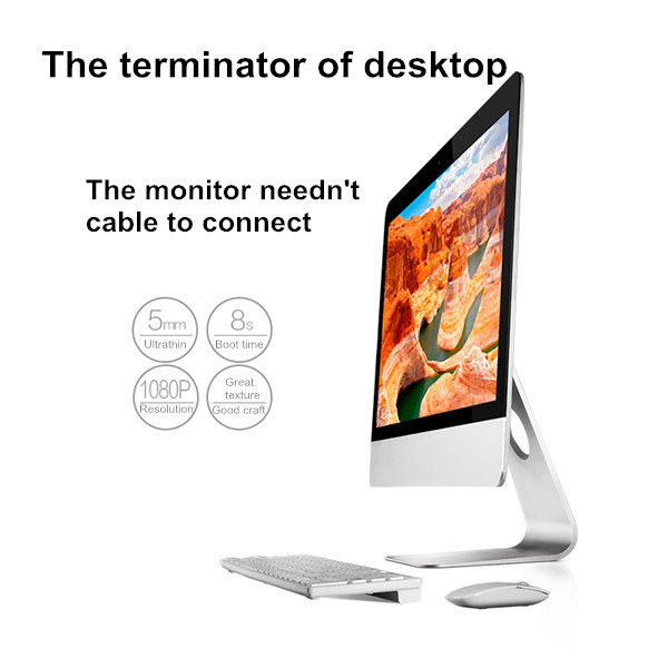 ONDA X240 Intel Pentium G3220 AIO Computer 128G SSD 21.5 Inch Screen