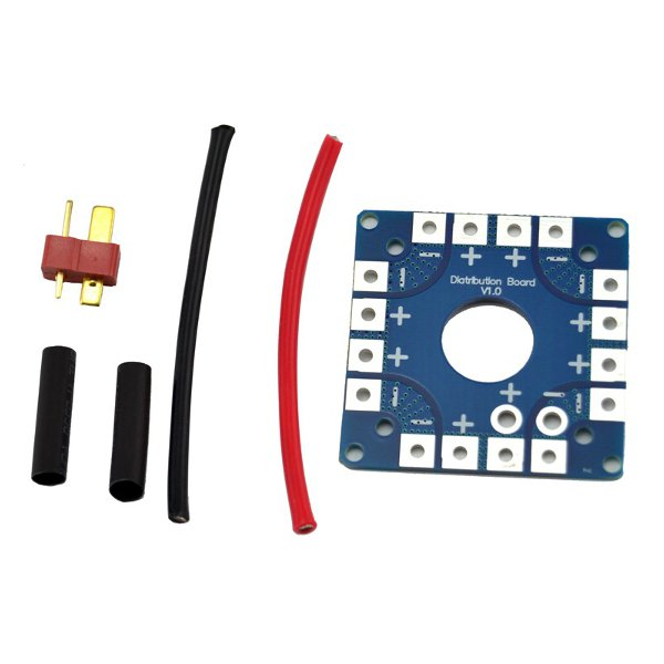 ESC Connection Board Distribution Board For Multi-Axis Model