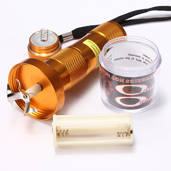 Aluminum Electric Tobacco Herb Spice Smoke Grinder Crusher