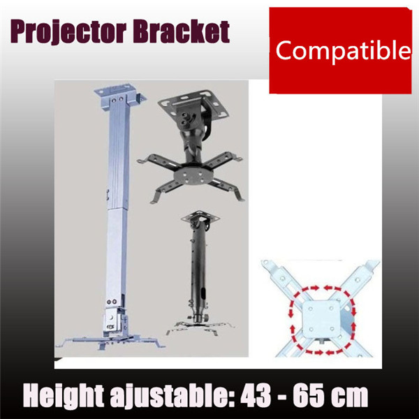 4365 Model University Projector Ceiling Mount Bracket For All Projector