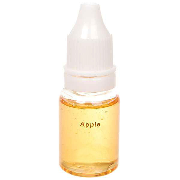 10ml Apple Flavor Tobacco Tar Oil for Electronic Cigarette