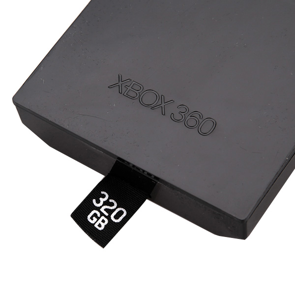 Internal 320GB HDD Hard Drive Disk Kit for Microsoft Xbox 360 Slim