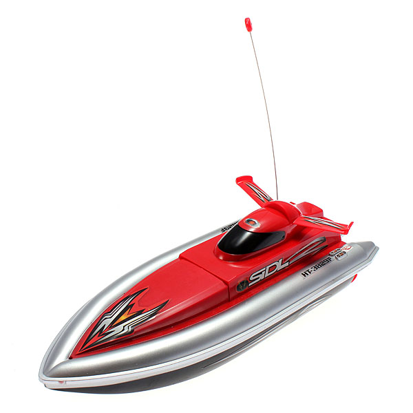 Hengtai HT-3829F 1:16 4CH Mini High-speed RC Patrol Boat