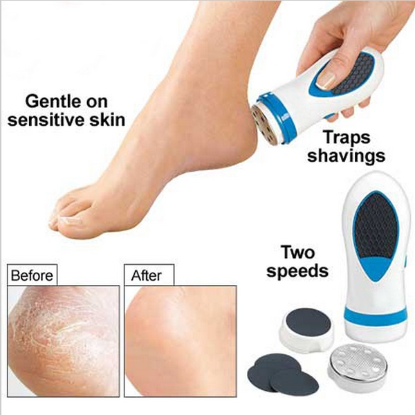Electronic Foot Calluses Remover