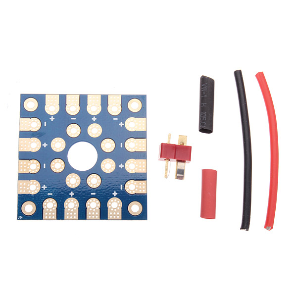 MultiCopter Multi-Quad Copter Power Battery Control Board