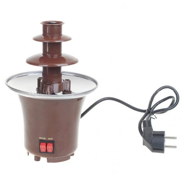 Stainless Steel Chocolate Fountain AC 230V