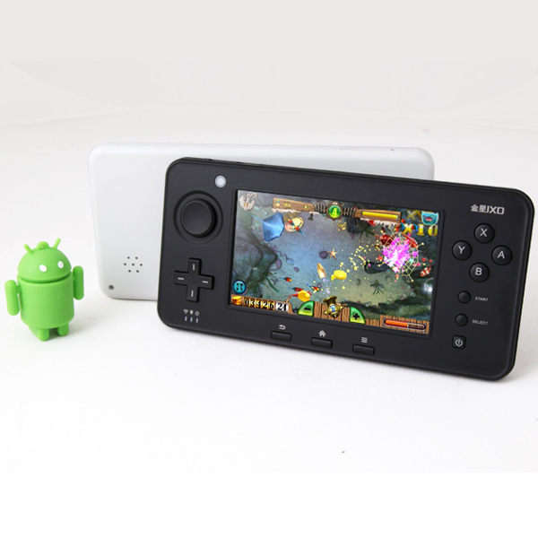 JXD S603 GP33003 1.0GHz 4.3 Inch Android 4.0 Game Tablet