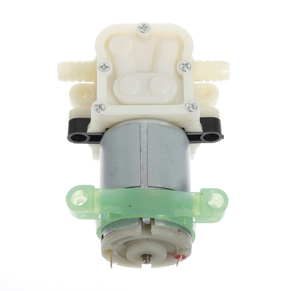 Diaphragm Pump Mini Water Air Pump 12V 1.2MPa for Fish Tank Car