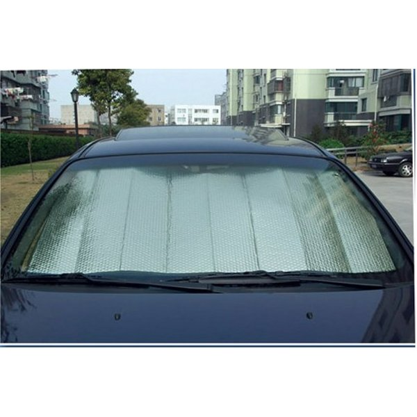 Portable Folding Auto Car Windshield Block Sun Shade