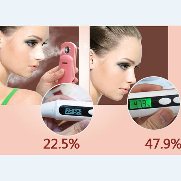 Mini Nanometer Moisturizing Sprayer Beauty Equipment