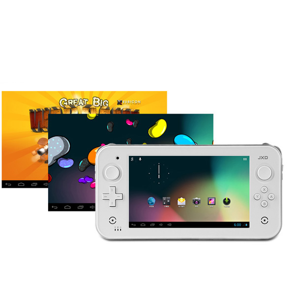 JXD S7300 Amlogic MX 1.5GHz 7 Inch Android4.1 8G GamePad