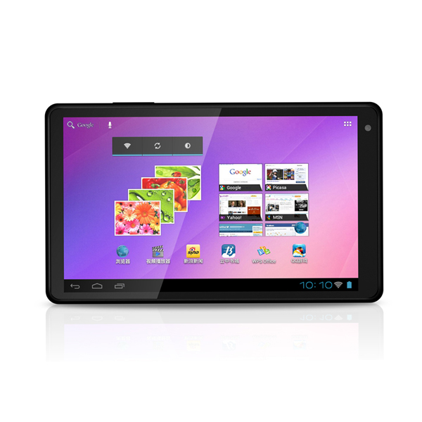 AIGO M60 ARM Cortex A8 1.2GHz 6 Inch Android 4.0 4GB Tablet