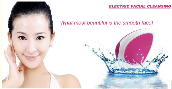 Electric Facial Rejuvenation Cleanser & Massager